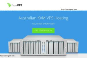 FlowVPS – Cheap Australian NVMe KVM VPS from $3.5 USD/month