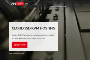 VMBox.Co – $20/year LA VPS Deal – Free WildCard SSL