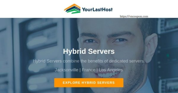 YourLastHost – Hybrid Server Deals from $25/month