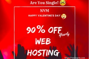 HostSailor Crazy Deals – Coupons & Promo Codes in 2019 – Happy valentine's day 90% discount..!!