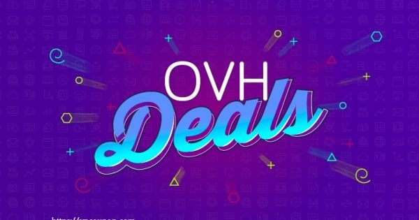 Ovh discount coupon