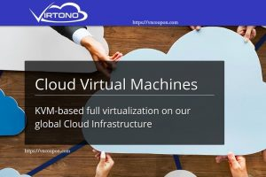 Virtono – New cloud VMs in 6 Locations from €14.95/year – Coupon Inside