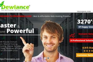 Dewlance – Special SSD KVM VPS only $2.9/month
