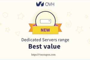 OVH Dedicated Servers October 2018 Coupon & Promo Code – 50% off Game Servers for 3 months