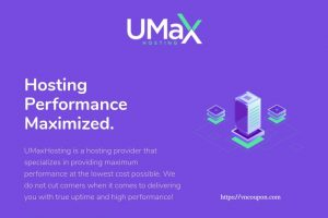 UMaxHosting – Special OpenVZ VPS from $12/Year in Los Angeles