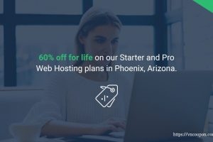 StableHost Coupon & Promo Codes in July 2018 – 60% off for life on all Web Hosting plans in Phoenix