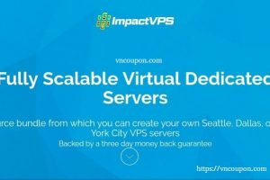 Impact VPS – NVMe SSD KVM VPS Launch! 50% discount 2GB RAM KVM only $3.5/month
