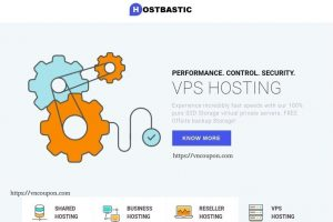 HostBastic – 50% OFF KVM VPS from £0.99/month – DDoS Protection