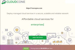 CloudCone – Cloud VPS with Free cPanel for life!  Starting at $14.99