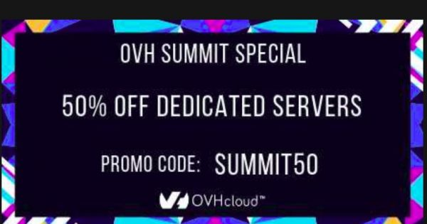 OVH Dedicated Servers November 2018 Coupon & Promo Code – 50% off Servershosted in US Datacenter