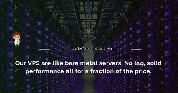 HostDoc – KVM VPS from £10.99/year – 8 Locations – 20% OFF Extra