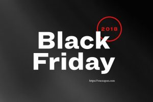 [Black Friday 2018] – List of all VPS, Shared Hosting & Domain Coupons!
