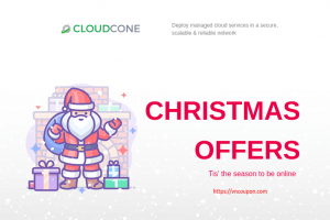 [Christmas 2018] CloudCone Hourly Billed KVM Offers – Semi-Managed Cloud Servers from $14/Year