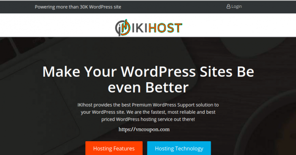 IKIhost KVM VPS –  1GB Ram only $16/Year, 2GB Ram only $20/Year in New York