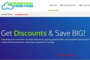 InceptionHosting – More deals for the End of The Year and Christmas 2018
