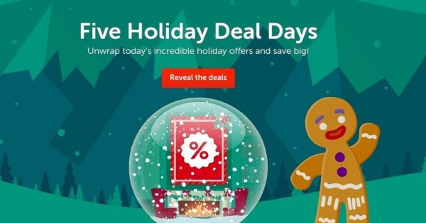 Namecheap Coupons & Promo Codes for December 2018 – Five Holiday Deal Days – up to 94% Off!