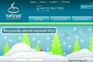 [Christmas 2018] Netcup.de – Advent Calendar 2018