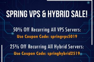 DediPath Spring Sale! Last Chance To Save Big – 50% Off VPS & 25% Off Hybrid Servers