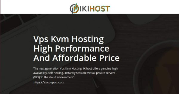 IKIhost – Special VPS from $20/Year in Los Angeles – VPS Resource Pools Plan