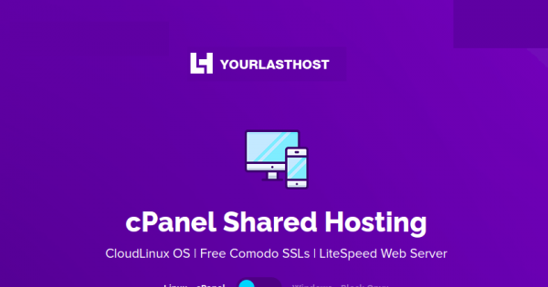 YourLastHost – Special Windows Shared Hosting only $10/Year – Los Angeles, USA