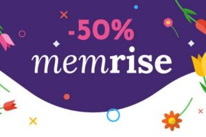 [International Women's Day] Get 50% off a year of Memrise Pro Subscription