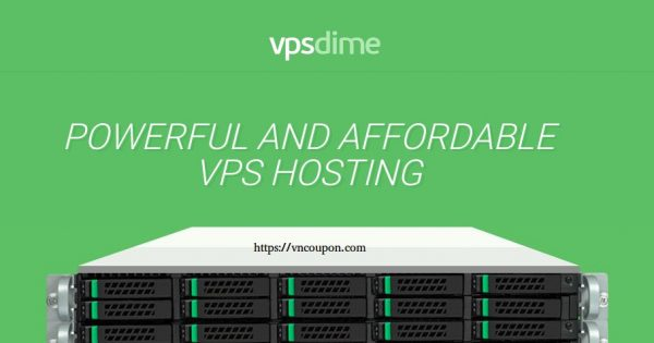 VPSDime – Cheap High RAM VPS – 6GB RAM/ 4 vCPU/ 30GB SSD/ 10Gbps Uplink from $7/month