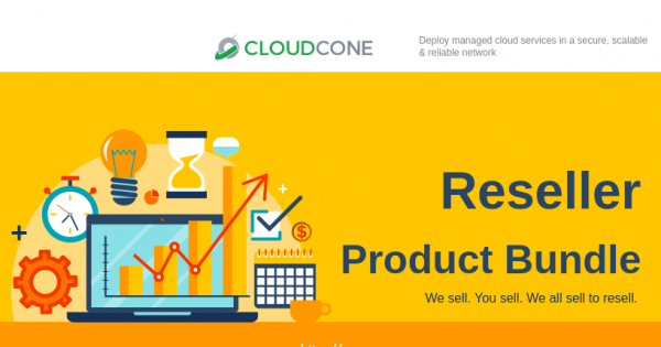 CloudCone Reseller's Bundle – VPS Hosting & cPanel Product