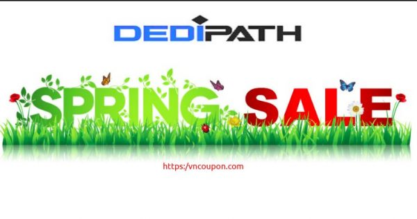 [Spring Dealpolooza] DediPath – Last Chance To Save Big – 60% Off VPS & 30% Off Hybrid Servers