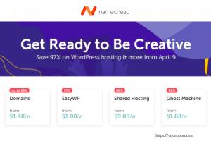 Namecheap Coupons & Promo Codes for May 2019 –  Europe Day with a special price on 10-year registration of a .eu domain