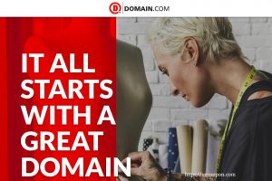 Domain.com Coupon on September 2019 – Cheap $9.99/Year .COM/ $12.92 .NET Domain Registration