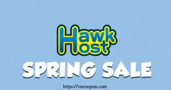 Hawk Host Coupons – Up to 70% OFF Web Hosting for November 2019