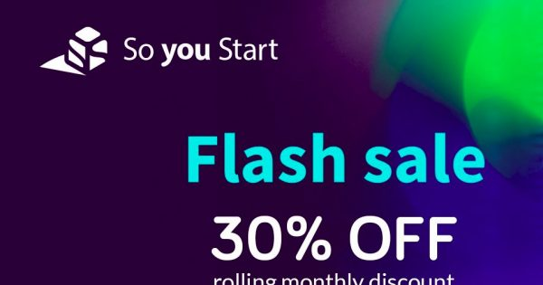 [Flash Sale] OVH So You Start – 30% OFF E3-SSD-2-32 Dedicated Server