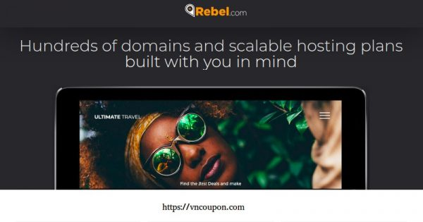 Rebel Coupon & Promo Codes for January 2020 – Get 50% Off Managed WordPress Packages