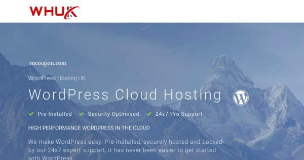 Web Hosting UK – Cheap WordPress Hosting from 0.99/month –  Get 50% off coupon code