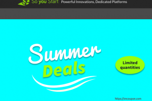[Summer Deals] OVH So You Start – Up to 30% recurring discount on a selection of Essential and Game servers
