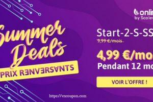 [Summer Deals] Online.net Server Specials Offer – Get 60% off Dedicated Server only €4.99 /month During 12 months