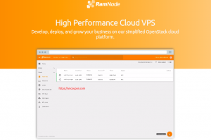 RamNode –  OpenStack Cloud Now Available! Get an Extra 50% Cloud Credit!