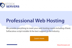 StockServers – Special SSD KVM VPS from $13/year – Location US/EU