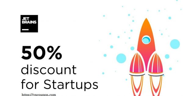 A special offer for startups – Get 50% off on all JetBrains tools