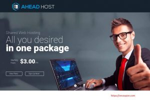Ahead Host LLC – 15% OFF Coupon Code – DMCA Ignored VPS Hosting