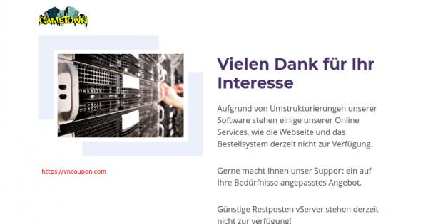 GT-Host.de – KVM VPS offers at Netherlands from €2.28/month
