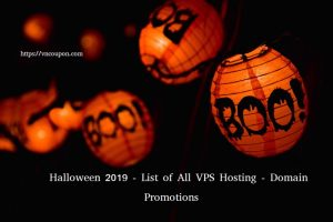 [Halloween 2019] – List of all VPS, Shared Hosting & Domain Coupons!