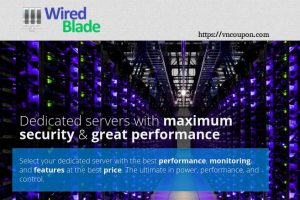 Wired Blade –  Special NVMe SSD VPS only $5/month