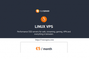 Yourserver.se – Unmetered KVM VPS from $5/month in Latvia