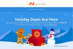 Namecheap Coupon & Promo Codes for January 2020 – .COM Registration only $5.88 USD