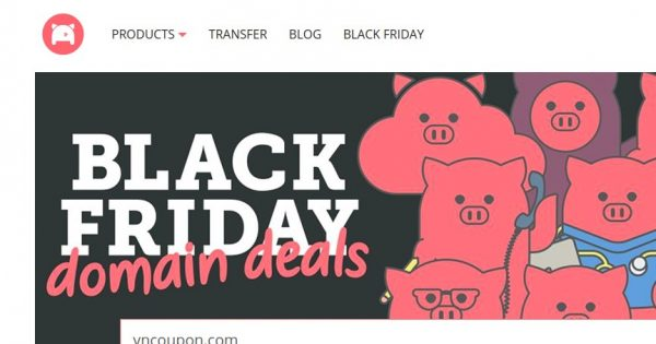 Black Friday 2019 Porkbun Great Deals On Great Domains