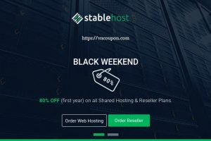 StableHost Coupon & Promo Codes in December 2019 – 50% OFF for Web Hosting