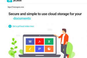 [Singles Day 11.11] pCloud – 75% Off Premium Cloud Storage Plan