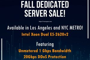 [Fall Sale] DediPath – Dedicated Server Offers – Huge RAM!  Unmetered Bandwidth!