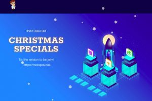 [Xmas 2019] HostDoc –  Special KVM VPS from £1.99/month – NVMe SSD Storage